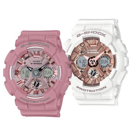CASIO G-SHOCK 魅力圈專屬時尚運動腕錶