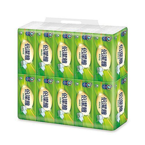 倍潔雅超質感 衛生紙150抽x60包